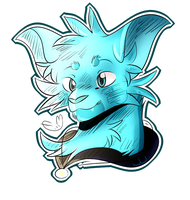Gift || I'm blue dabedidabeda by EquinoxeMelba