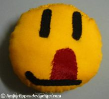 Aroused plushie by Amita-Eppes
