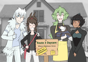 daycare center by Quilofire