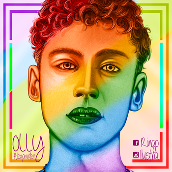 Olly Alexander Years and Years by ringochan94