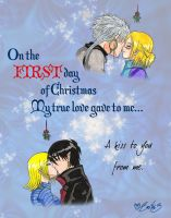 .:: 1 Day of Christmas 06 ::. by zoro4me3