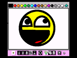 Mario paint is Awesome by Razer112