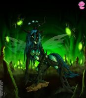 MLP: FiM - Queen Chrysalis by ViroVeteruscy