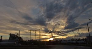 Power lines by lucium55