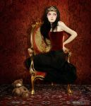 The red room by temporary-peace
