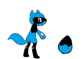 PMD: Isis the Riolu by XfangheartX