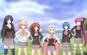 ~ Little Busters ~ by Kazenokaze