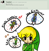 Ask Toon Link 30 by To0nLink