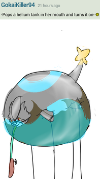feed me resp. 9 (pt 2/2) {helium} by stuffed-luxray