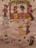 Viva Chile a lo Vocaloid xD by Sashikemy