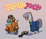 Maude Rock by DocWario