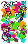 Splatoon by Red-Flare