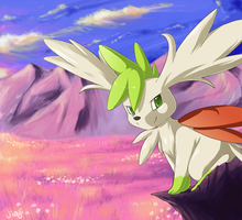 Valley of Shaymin