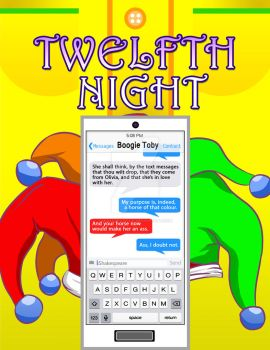 Twelfth Night: A High School Remix play by MunaDrawsOn