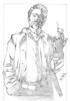 Constantine by DyegoJack
