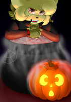 Happy Halloween 2012 by FreckledAndSpeckled