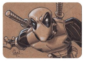 Deadpool PSC by ChadTHX1138