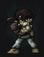 Hadoken by Dark-Razvan