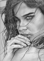 Sara Sampaio by michimao