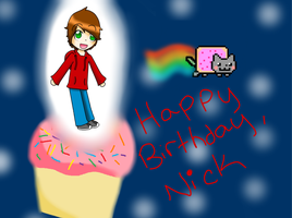 Happy Birthday, Nick by QueenOfNewYork