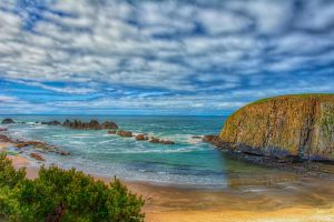 Seal Rock Oregon by cokehead666