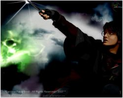 Harry Potter by pixellorac