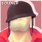 TF2 - The Soldier by AzureReilight