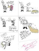 League Of Legends - Chef Vlad's Abilities by SamaelSebastian