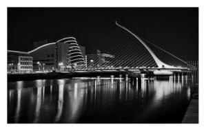 Samuel Beckett's Bridge by M-M-X