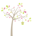 Cute Tree PNG by HanaBell1