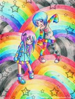 .oOFriends ForeverOo. by Anime-Angelz