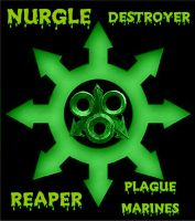 Mark of Chaos 2 - Nurgle by Warhammer-Fanatic