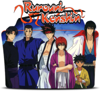 Rurouni Kenshin | v2 by rest-in-torment