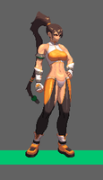 Dungeon and Fighter : fighter by etbtcross