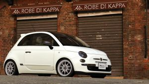 2008 Fiat 500 1.2 Lounge SS (Gran Turismo 5) by Vertualissimo
