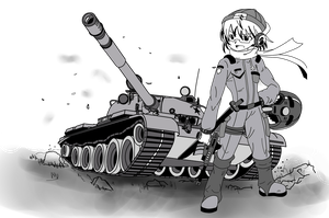 Tank Crew (Try to act cool) by Xandier59