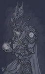 ArchDruid Stormfeather by Richardparson