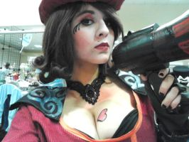 Mad Motherfucking Moxxi by DezzyDiamond