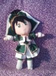 Seth Trinity Blood Plushie by snowtigra
