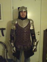 Robert in Armour by Noctiped