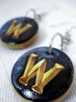 World of Warcraft Earrings by Erisana