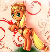 Applejack. by Sukesha-Ray