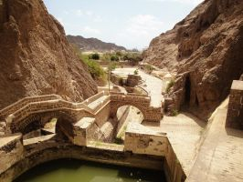 Cisterns of Aden by Ebrahim-des