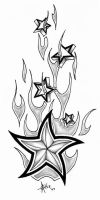 The Star by black-sepulture