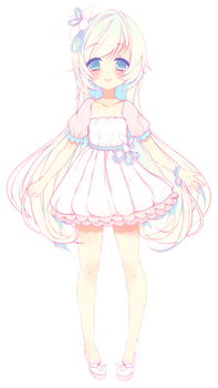 Custom: UTAU Pomikko by Yamio