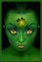 SHE - The Shamrock Issue by Lajos-Toth