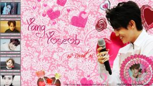Yoseob Candy Wallpaper [sizes available] by Love-and-Blades