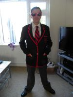 Me as Blaine Anderson by babadaisy96