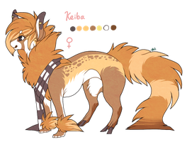 Keiba Ref by BlueAuraz