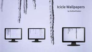 Icicle Wallpapers by theRealPadster